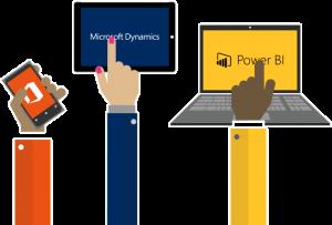 Microsoft CRM 2016 - Office365 - PowerBI