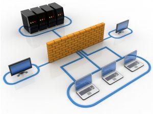 protezione perimetrale con firewall