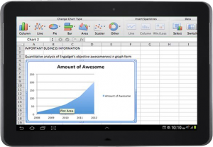 Office365 Tablet Android