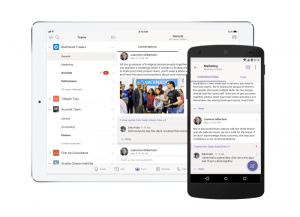 Microsoft Teams mobile